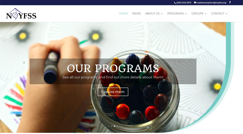 NOYFSS Website
