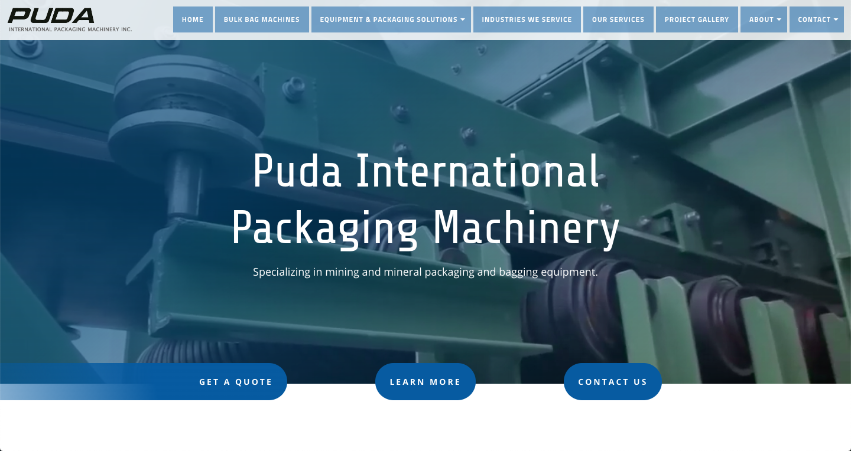 PUDA International Website