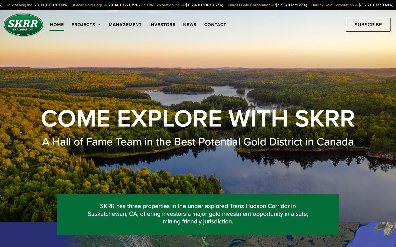 SKRR Website